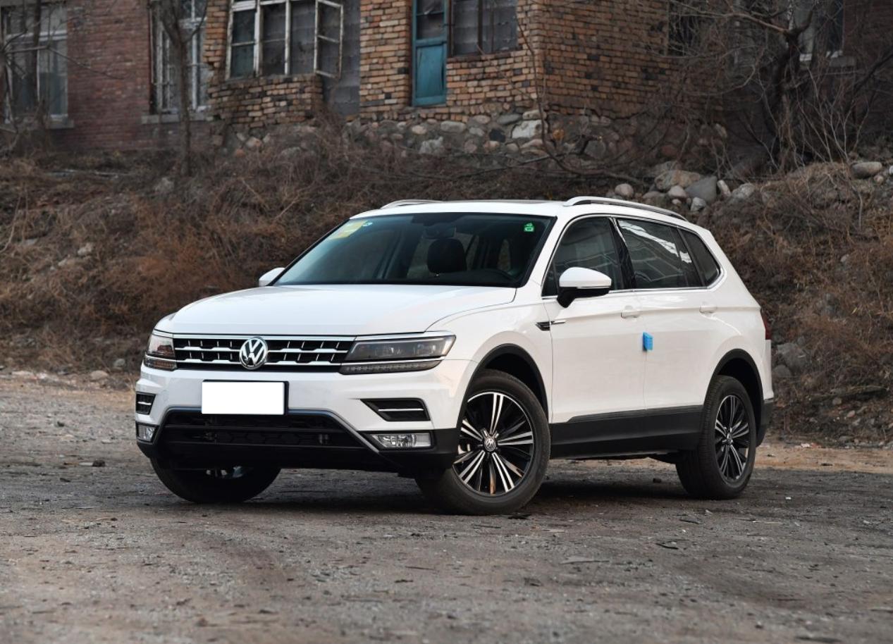 途观L即将推出新车型,价格是优势,逼近合资紧凑型SUV!