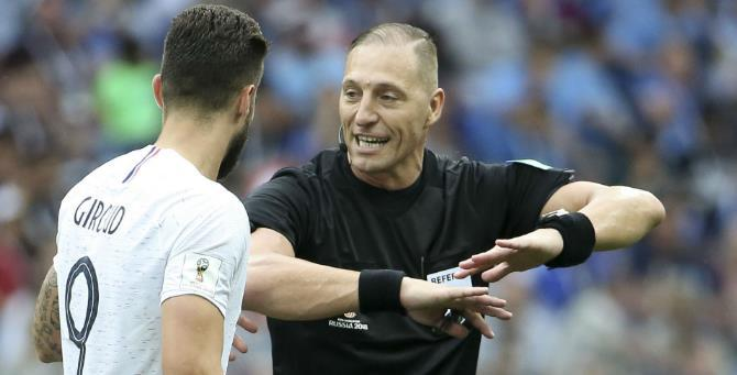 阿根廷金哨执法决赛 与双方碰过面曾执法揭幕战