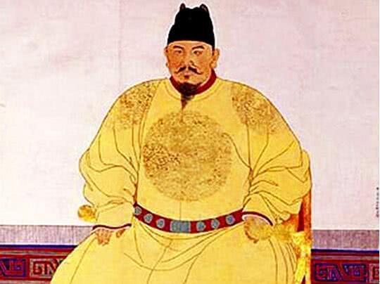 他得罪朱元璋被判死刑,但当知道其祖先时,被豁免,还送5次免死