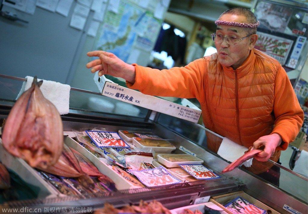 这种海鲜日本人不敢吃,中国禁止进口可谁知还是被中国吃货给吃完