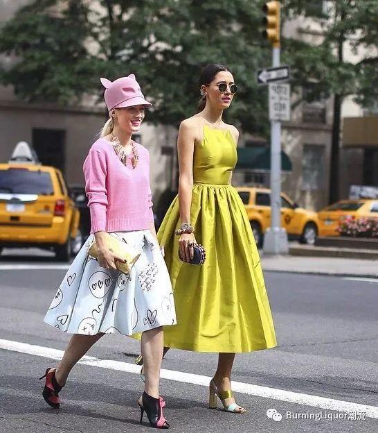 你怎么能没有一条小黄裙