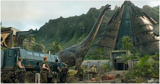 国民品牌好莱坞首秀 贵人鸟将型潮玩进侏罗纪!