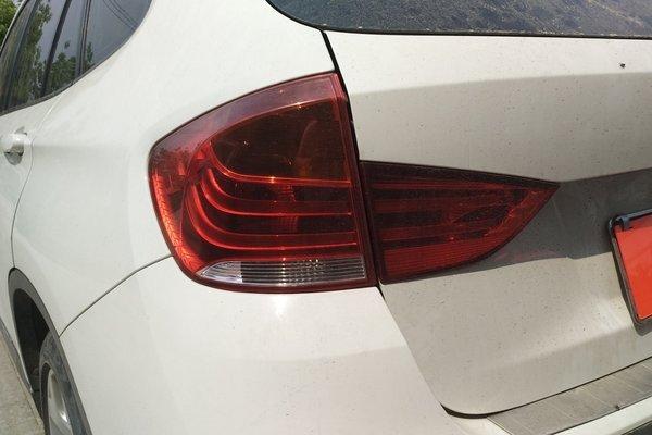 宝马-X1(进口)2010款 sDrive18i豪华型实现了我的豪车梦