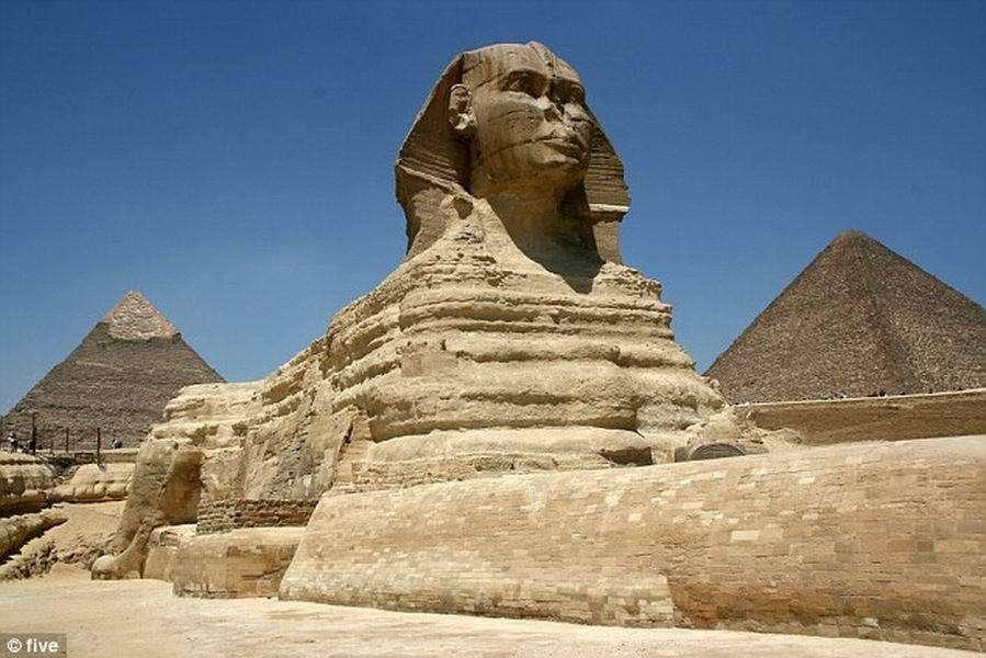埃及狮身人面像到底隐藏着什么秘密