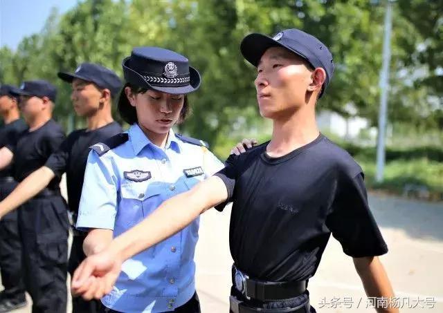 假如与你相遇在河南警察学院