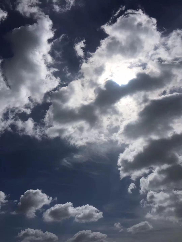 雲水無心,自在相逢