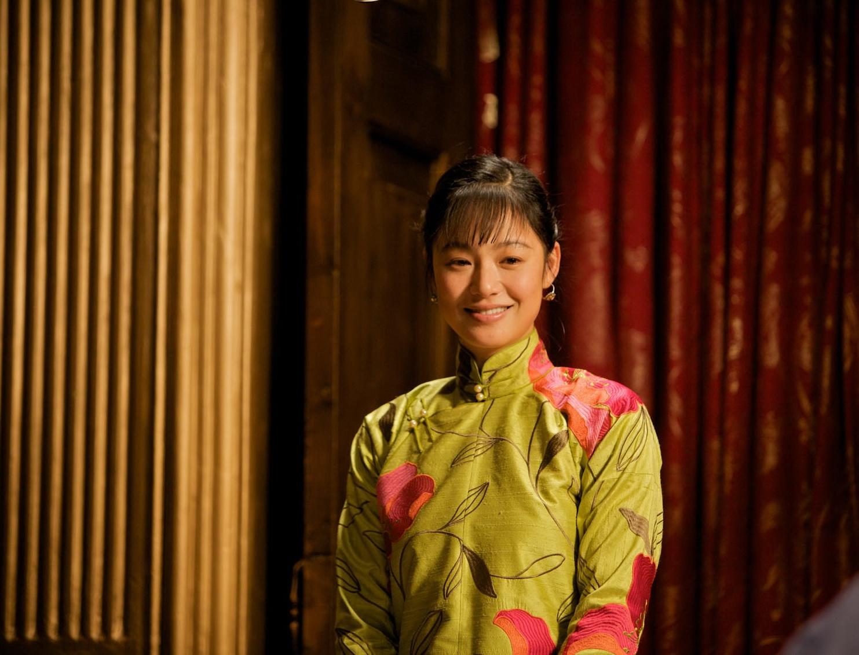 姜文老婆_姜文就是把老婆拍得最美的中国导演,没有之一