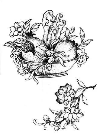 简笔画 设计 矢量 矢量图 手绘 素材 线稿 341_450 竖版 竖屏