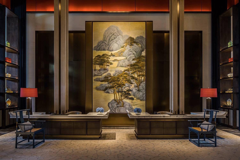 酒店设计方案,中华民俗传统文化的结合 (图2)