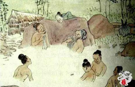 """欧洲自诩""""文明社会"""",却连洗澡都落后中国千年?"""