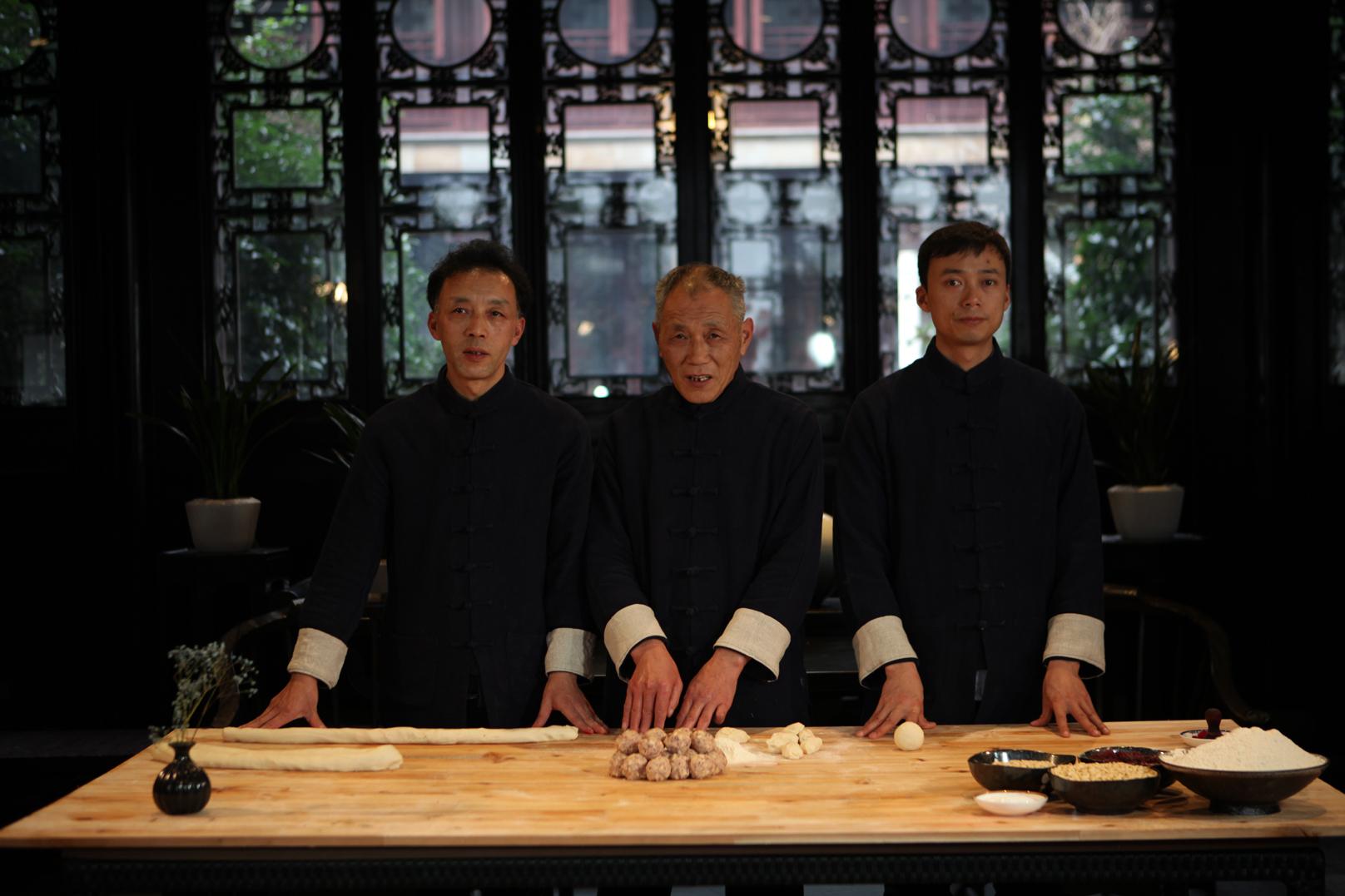 [转载]稻香村鲜肉月饼上市源自苏州的经典美味