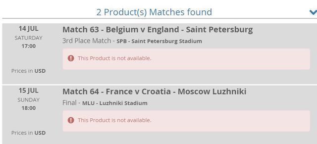 看一场世界杯决赛要花多少钱?原价票不贵,但根本买不到了