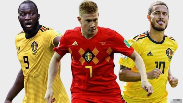 世界杯季军归属战:比利时vs英格兰—凯恩卢卡库金靴之争!