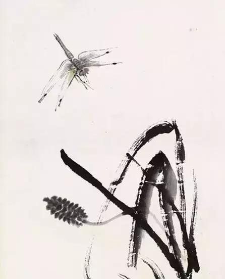 万物之始,大道至简——写意画的最高境界图片