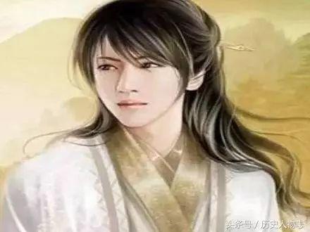 中國古代十大美男子——結局卻是一個比一個慘圖片