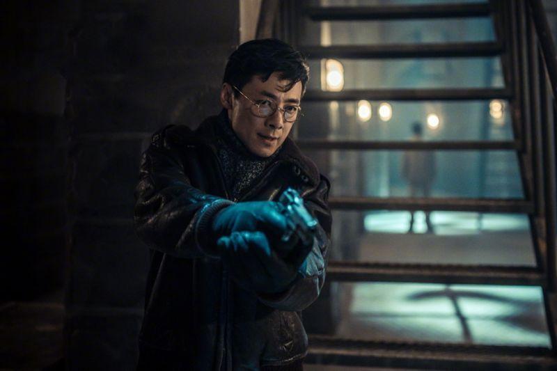 《面具》结局:黑虎计划被破坏 丁战国反被李春秋枪杀