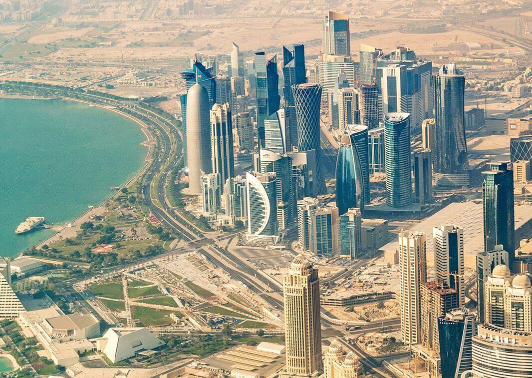 卡塔尔90年代人口_卡塔尔地图