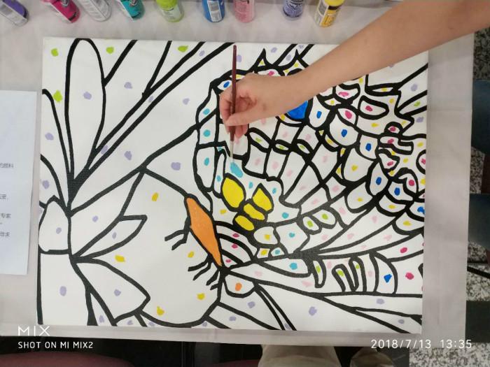 北京协和医院:用艺术彩绘点亮患者希望
