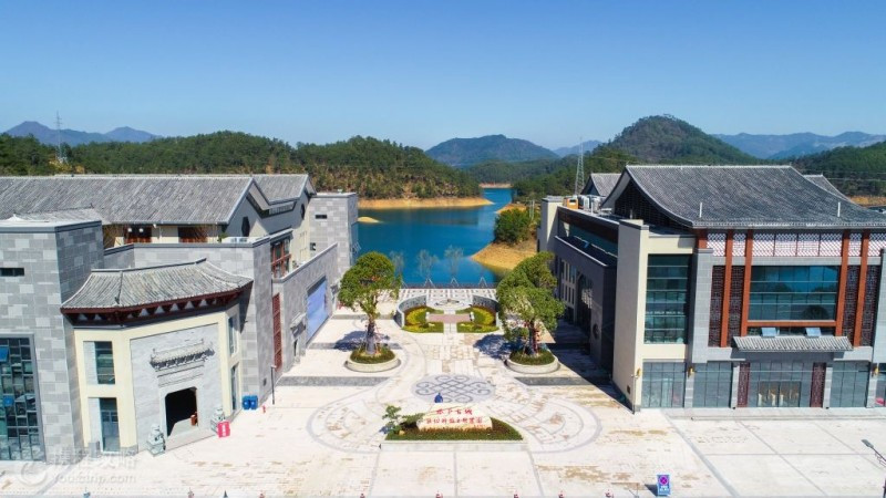 银河幻影VR与千岛湖,联合打造水下古城文化科技主题乐园!