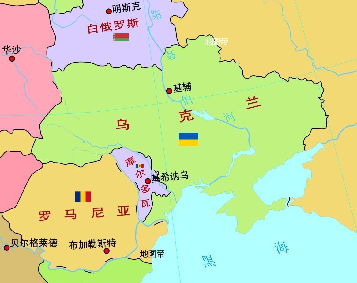 乌克兰人均gdp_越南和乌克兰人均GDP差不多,为什么感觉乌克兰比越南发达呢