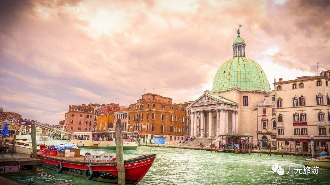 涨知识!意大利原来有这些建筑!