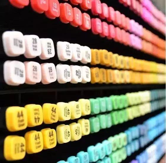 干货 | 马克笔如何用笔和上色秘笈都在这里!33 作者:千叶老师 帖子ID:2793
