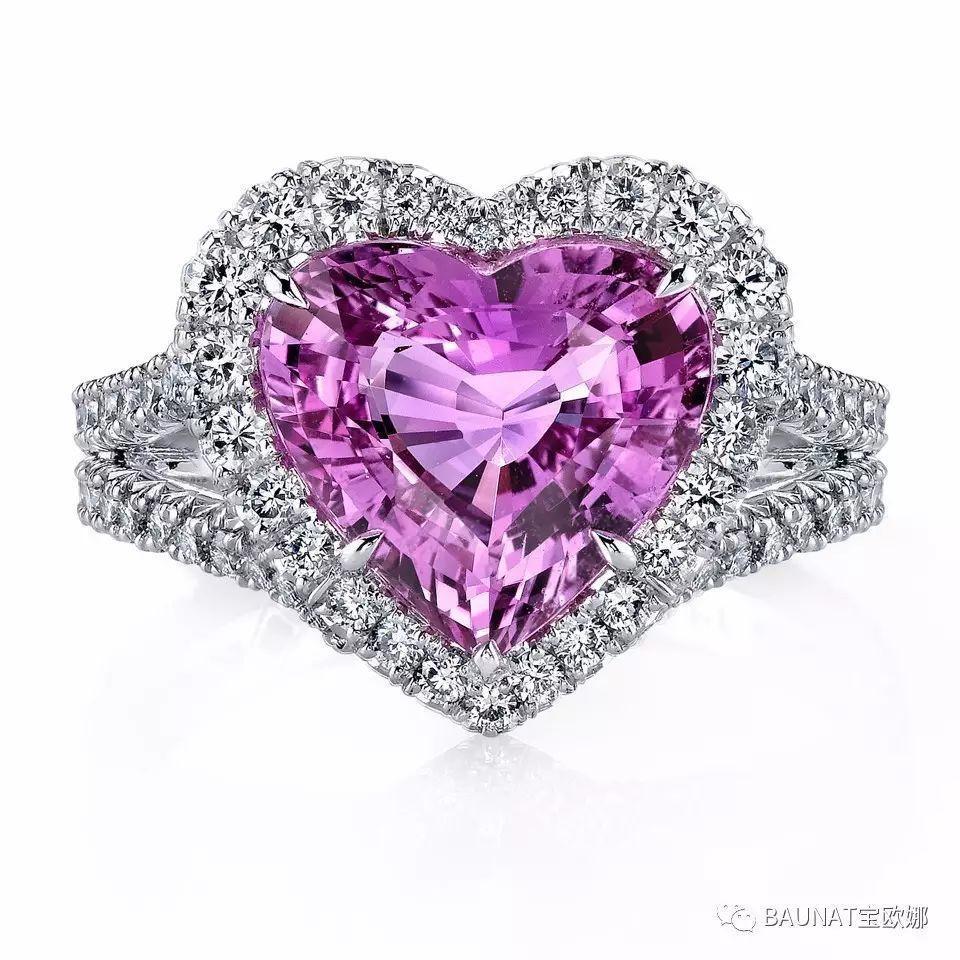 baunat能够为您找到您预算范围内最美的那颗心形钻石,并帮助您打造