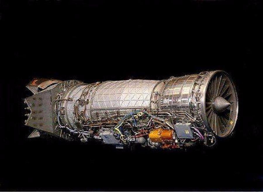 歼11b-太行发动机_美国这款发动机技术领先中国20年,我们赶超还需要一整代人!