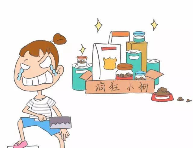 宠物 正文  某宝购物车,收藏夹里 全是狗狗的衣服,零食,营养品,玩具图片