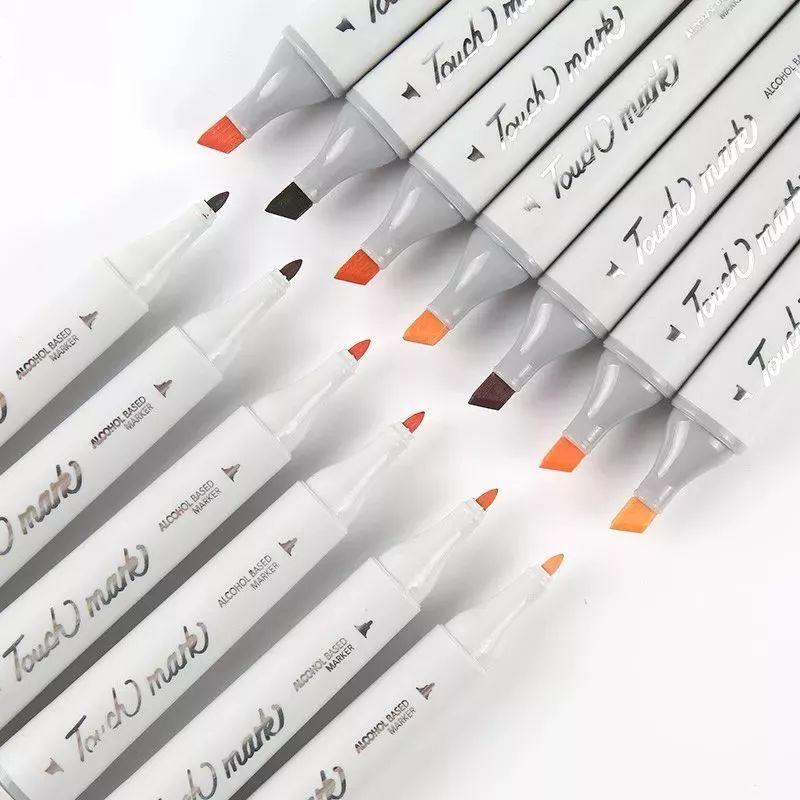 干货 | 马克笔如何用笔和上色秘笈都在这里!79 作者:千叶老师 帖子ID:2793