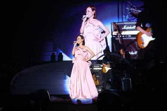 彭佳慧巡演首站魔都开唱  淬炼二十年感动不断