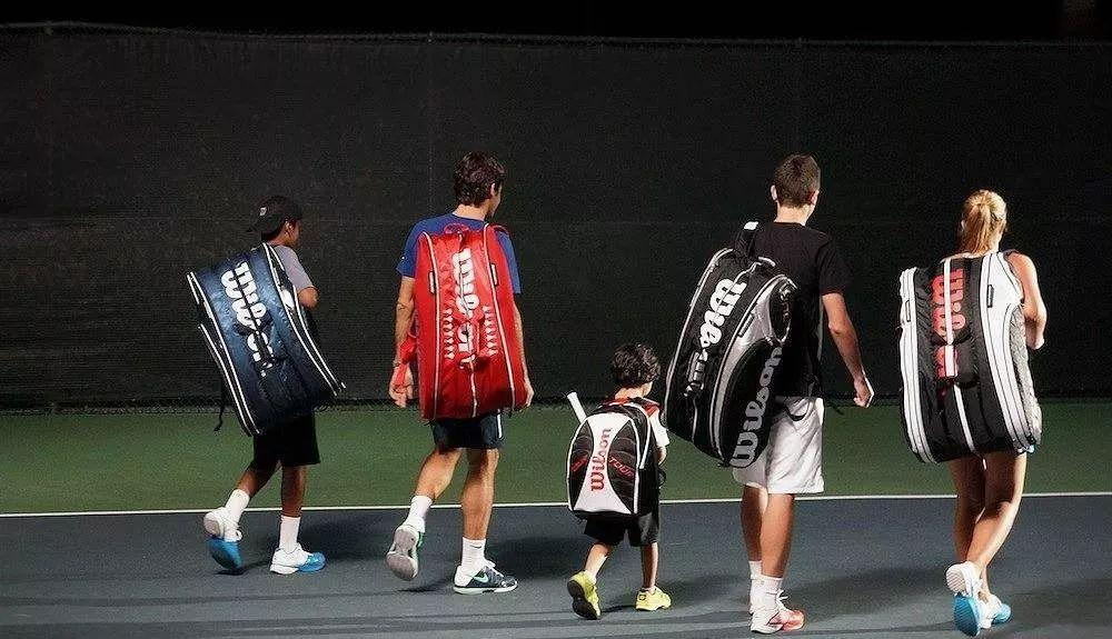 给网球新手的几点建议