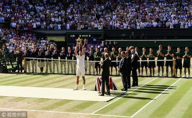 还有什么是比赢得温网冠军更好的回归方式呢?