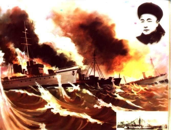 这是日本海军第一次对外战争,每个中国人都不应该忘记