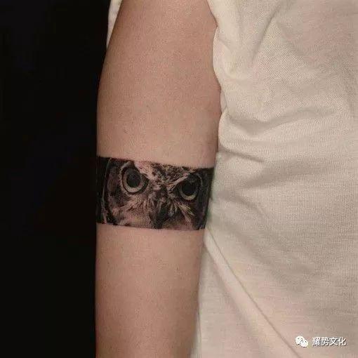 最强构造臂环纹身_____纹身素材