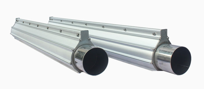 超声波清洗风刀干燥系统的作用是什么