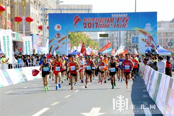 2018富锦半程国际马拉松将于8月19日开跑