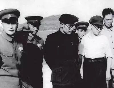 橡树 | 高岗,由朝鲜战争到五马进京