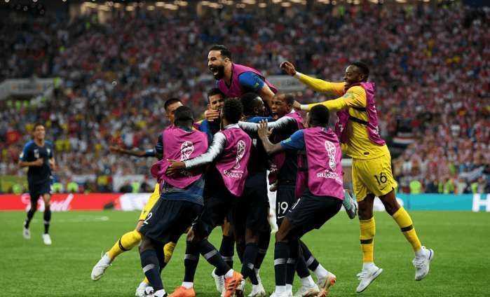 安排上了!法国夺冠却身陷魔咒 下届世界杯小组出局?