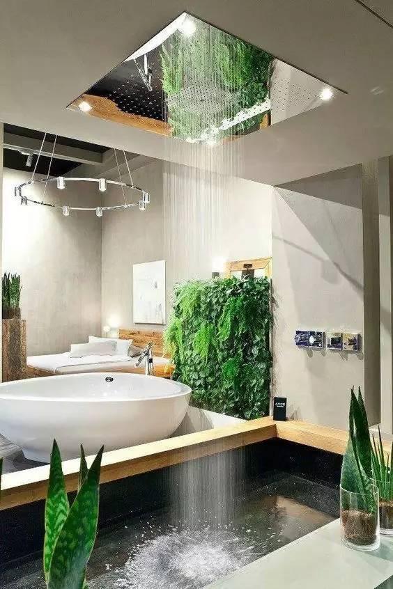 而高开的天窗设计,也可以让自然光线透入室内空间的同时,尽可能地保护图片