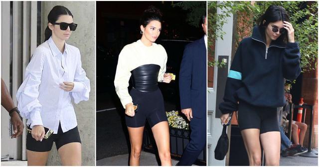 """卡戴珊姐妹用力带货的""""安全裤""""外穿,竟是戴妃25年前玩剩的!"""