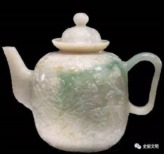 英国国立维多利亚阿伯特博物院藏中国古玉