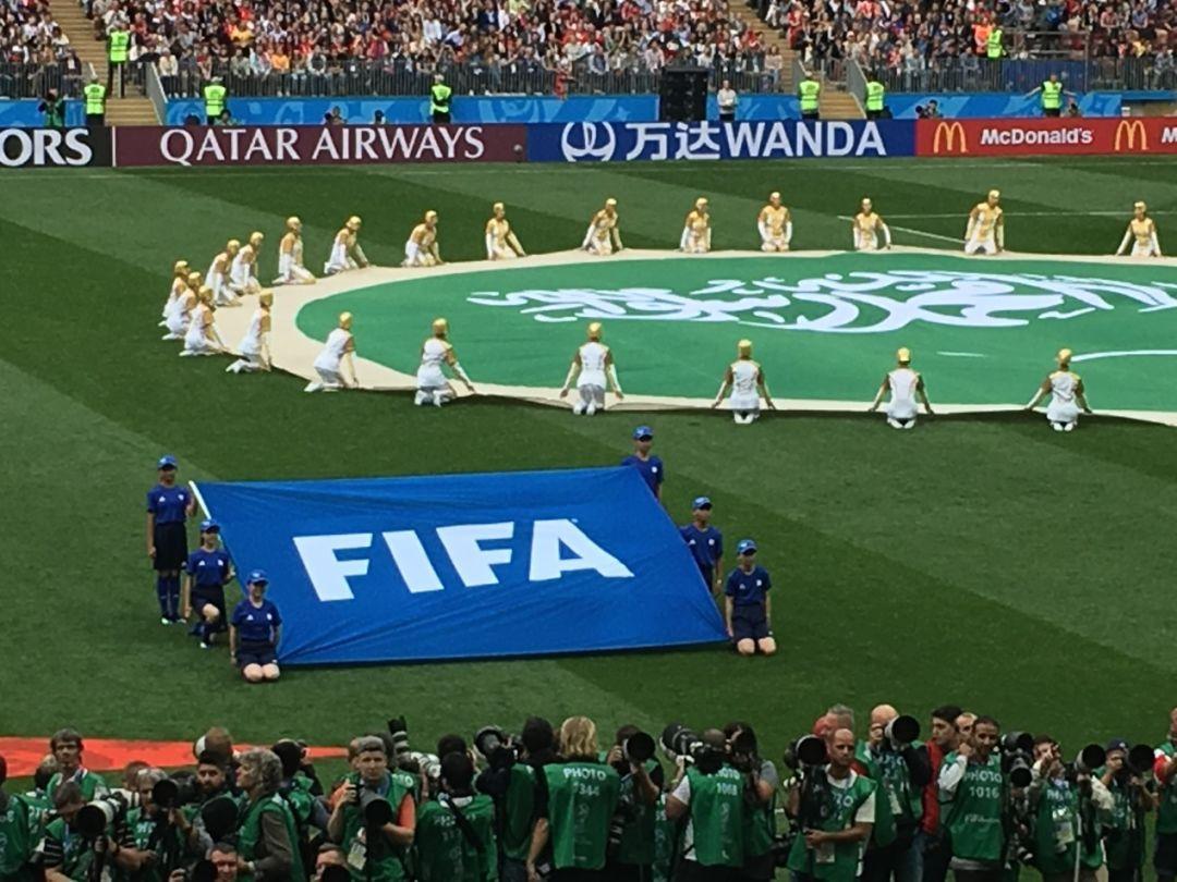 """万达""""世界杯狂欢盛典""""成为本届世界杯品牌营销里的一股清流!"""
