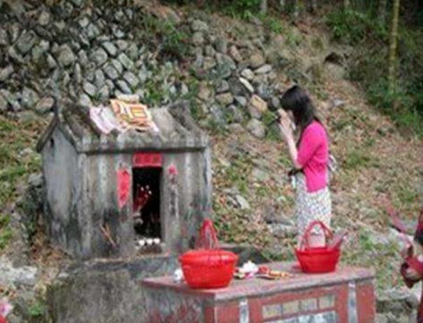 在庙里生活_香客去庙里烧香,发现一物蹲在神龛里,生气要赶它走,却
