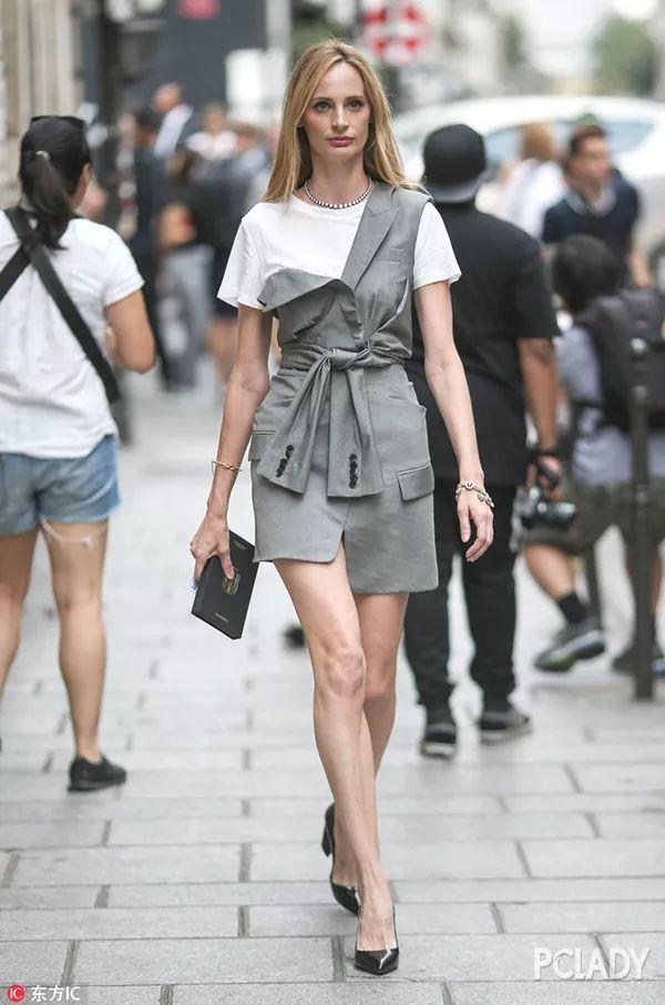 时髦精|穿不腻的时髦CP,与时尚脱节是不存在的!