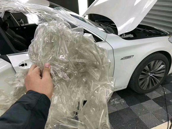 防晒汽车衣对车漆有伤害吗?隐形汽车服装有没有用处