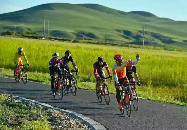 2018年木兰围场国际自行车挑战赛