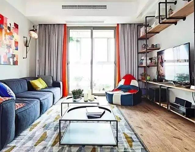 心形||室内设计干货搭配,色彩绘制十二套!客厅icon怎么配色图片