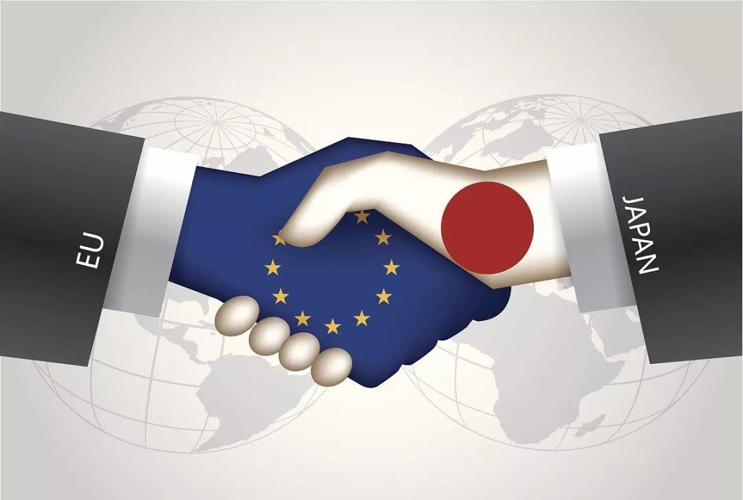 日欧签署自贸协定,关税几乎全免!覆盖全球约3成GDP