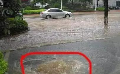暴雨致熄火女车主紧抱大树,雨季驾驶要注意些什么? - 周磊 - 周磊